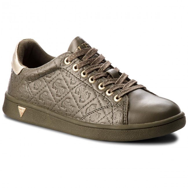 Sneakers GUESS                                                      FLUPE3 ELE12 GREEN 6f1701