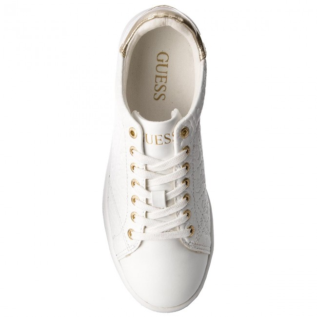 Sneakers GUESS                                                      FLUPE3 ELE12 WHITE 9c8453
