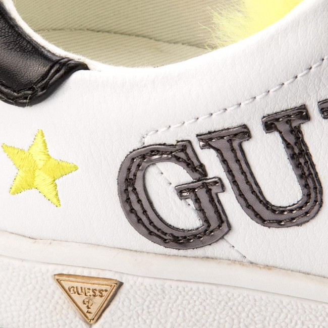 Sneakers GUESS       GUESS                                               FLUPE3 LEA12 WHIYE 61a5f1