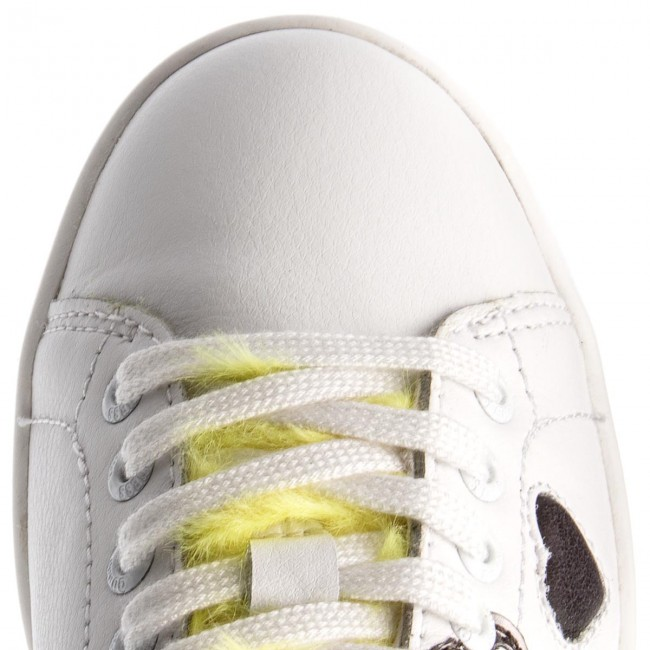 Sneakers GUESS                                                      FLUPE3 LEA12 WHIYE bcd30f