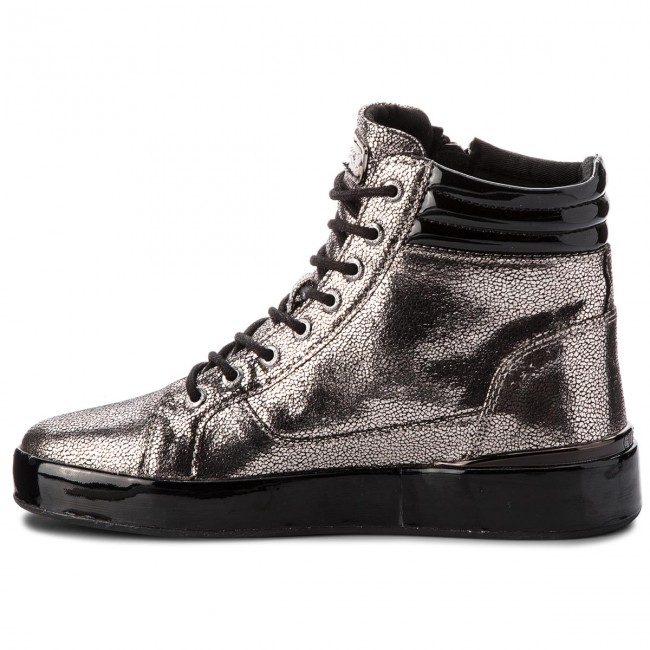Sneakers GUESS                                                      FLVND3 LEL12 PEWTE 85a41a