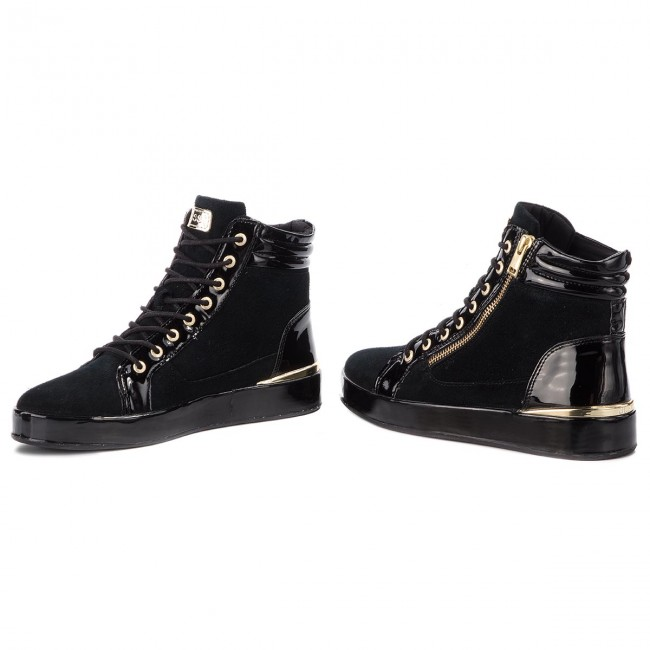 Sneakers GUESS                                                      FLVND3 SUE12  BLACK c77858