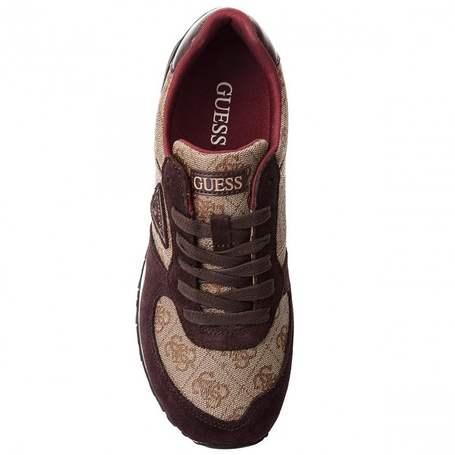 Sneakers GUESS-FMCRL 3FAL12    BEIGE de39cd