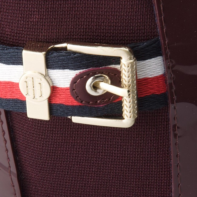 Gummistiefel TOMMY HILFIGER                                                      Corporate Belt Rain FW0FW03329 Decadent Chocolate 296 0206f0