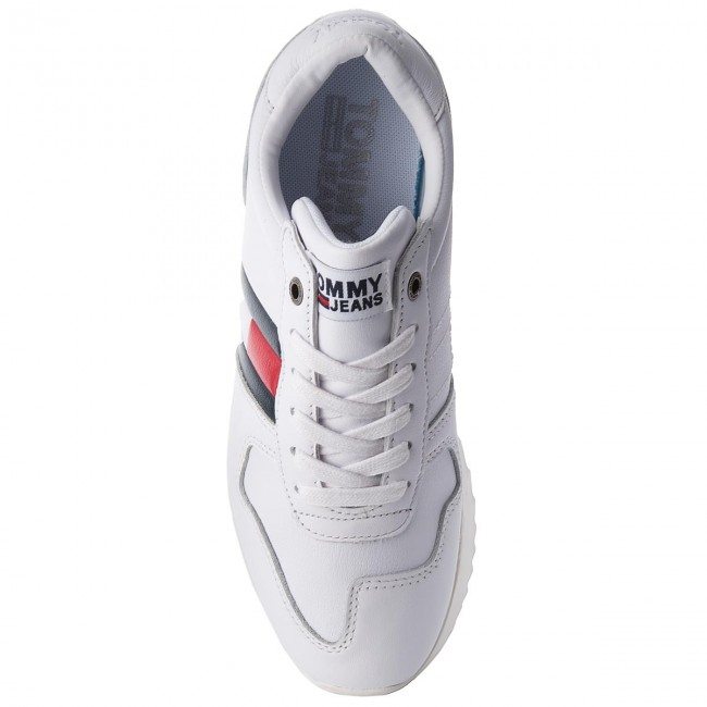 Sneakers TOMMY JEANS                                                      High Cleated Sneaker EN0EN00288 Rwb 020 35f299