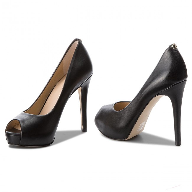 High  Heels GUESS    High                                                 FLH124 LEA07 BLACK 5fe3b9