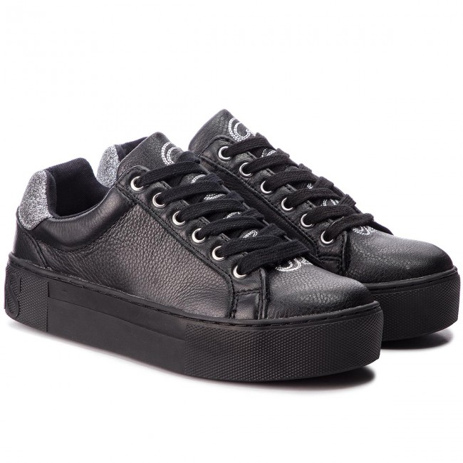 Sneakers GUESS                                                      FLMEL4 LEA12  BLACK 1a24f7