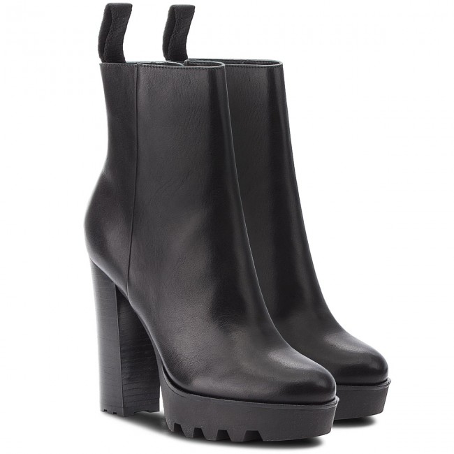 Stiefeletten GUESS                                                      FLNCH4 LEA10 BLACK e83262