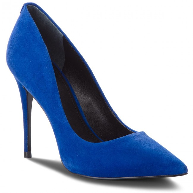High Heels GUESS                                                      FLOKY4 SUE08 Blau 501541