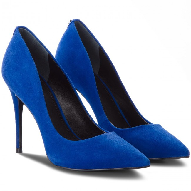 High Heels GUESS                                                      FLOKY4 SUE08 Blau 42b3ec