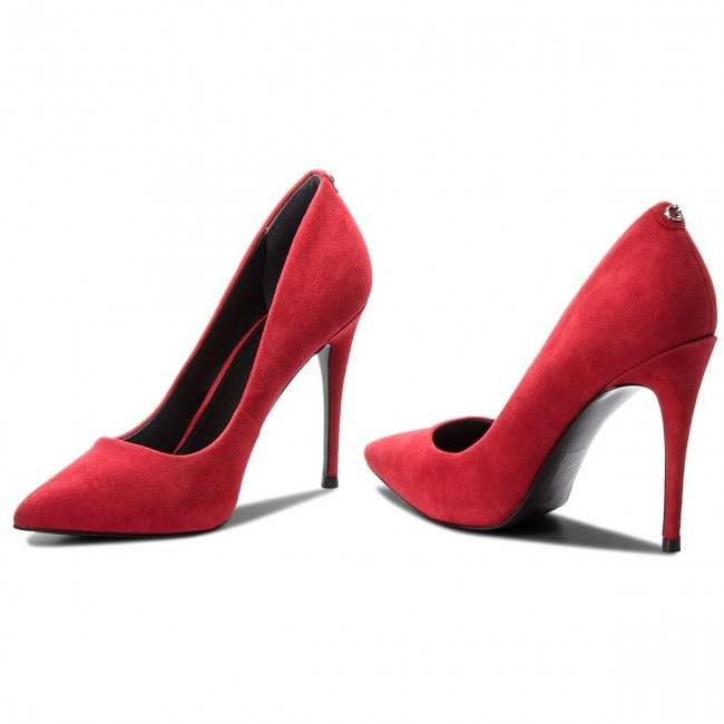 High Heels GUESS                                                      FLOKY4 SUE08 ROT 066b64