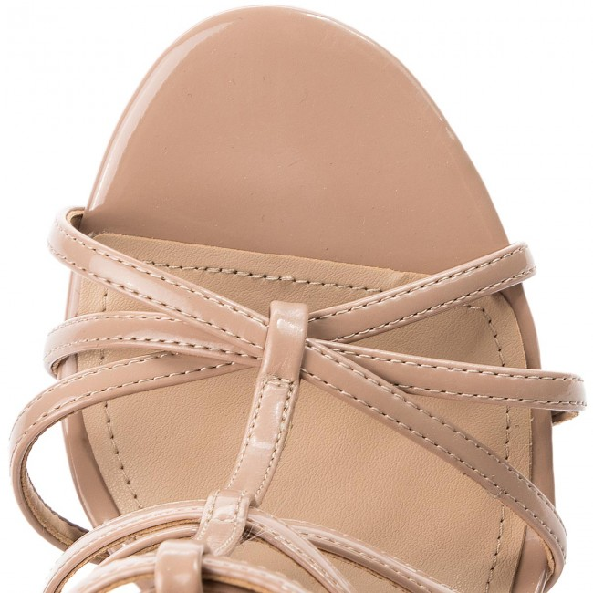 Sandalen GUESS                                                      FLTOR4 PAF03 NUDE a1cbc5