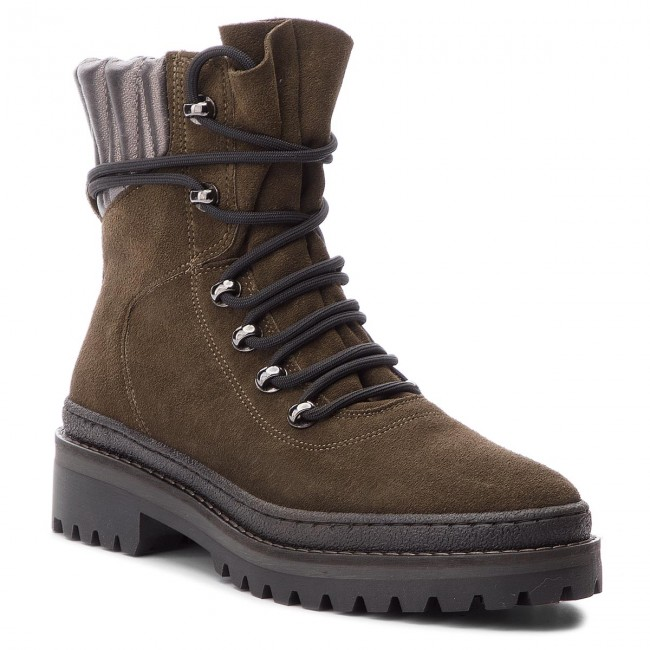 Trapperschuhe TOMMY HILFIGER                                                      Modern Hiking Boot S FW0FW03048 Musk 203 dc3f2c