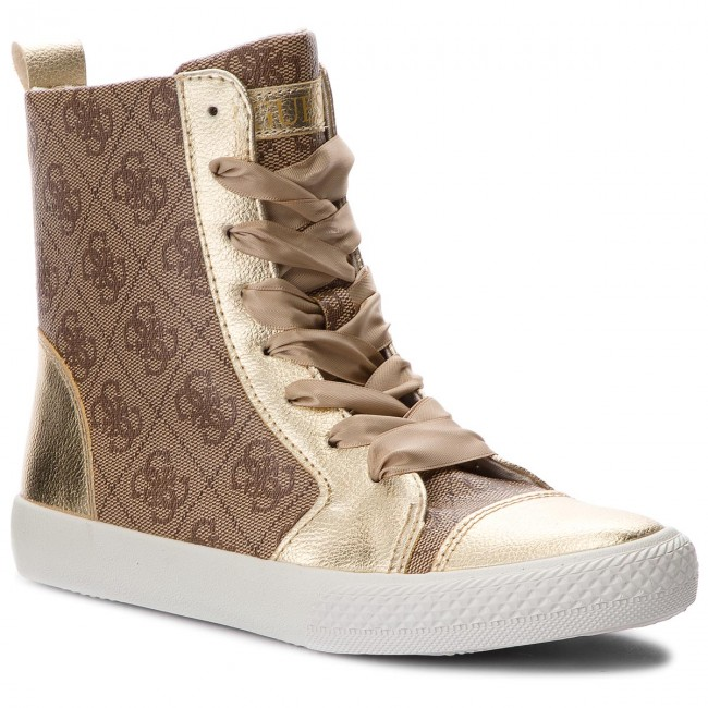 Sneakers GUESS                                                      FJVLR4 FAL12 BEIG cd02e0