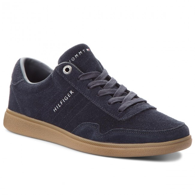 Sneakers TOMMY HILFIGER-Core Suede Cupsole FM0FM01725 Midnight 403