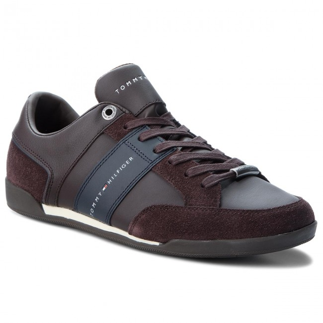Sneakers TOMMY FM0FM01778 HILFIGER-Corporate Material M FM0FM01778 TOMMY Coffee Bean 212 6fa945