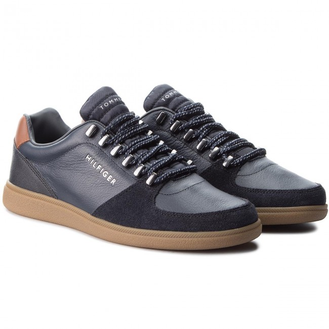 Sneakers Hiking TOMMY HILFIGER-Core Hiking Sneakers InspiROT FM0FM01833 Midnight 403 67aea9