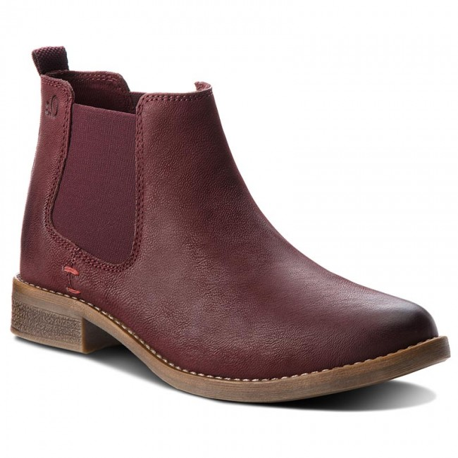 Stiefeletten S.OLIVER 549 5-25335-31 Bordeaux 549 S.OLIVER aa32a9 ... b51dfd8218