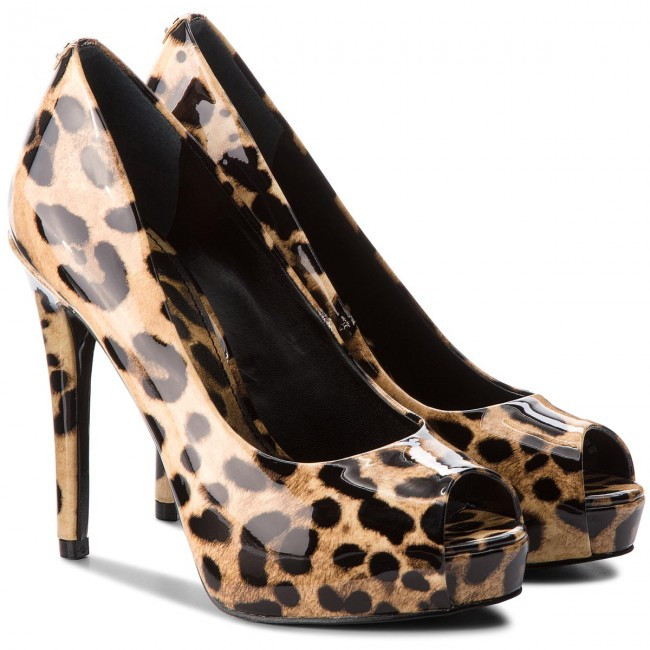 High Heels GUESS                                                      FLHA14 PAL07 LEOPA c53f07