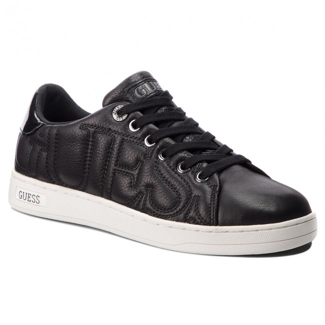 Sneakers GUESS                                                      FLCE34 LEA12 BLACK b56b6f