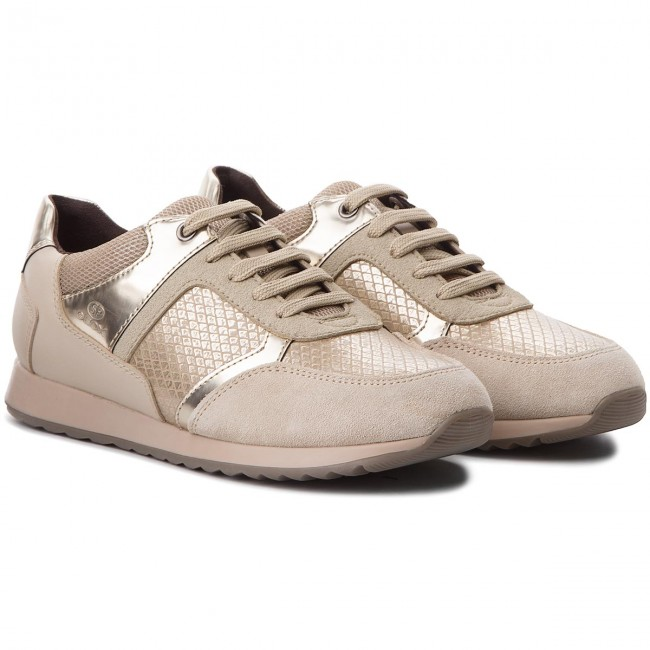 Sneakers GEOX       GEOX                                               D Deynna C D846FC 004AU C6029 Taupe 0868e1