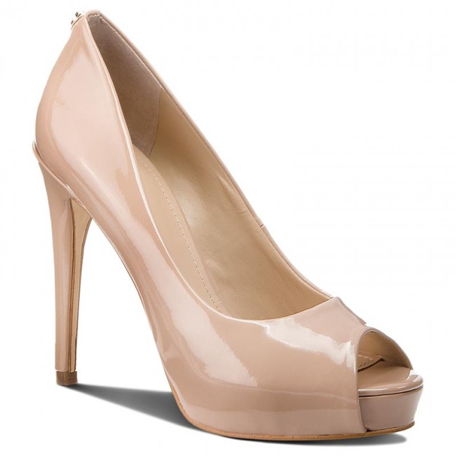 High Heels GUESS                                                      FLHA14 PAF07 NUDE 5216d6