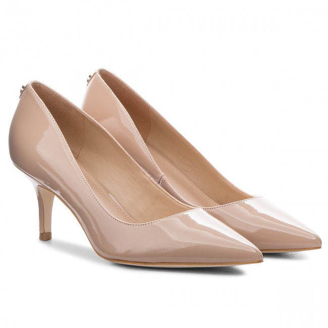 High  Heels GUESS    High                                                 FLDE34 PAF08 NUDE 58c917