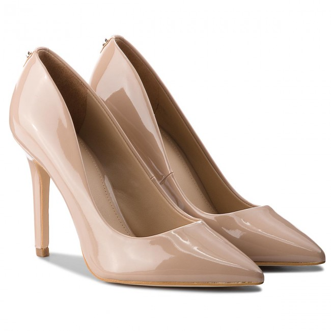 High Heels GUESS                                                      FLBL24 PAF08 NUDE 99bc73