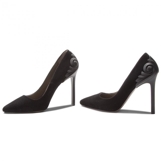 High Heels VERSACE COLLECTION                                                      LSD572O LCA1 L410 Nero 84f495