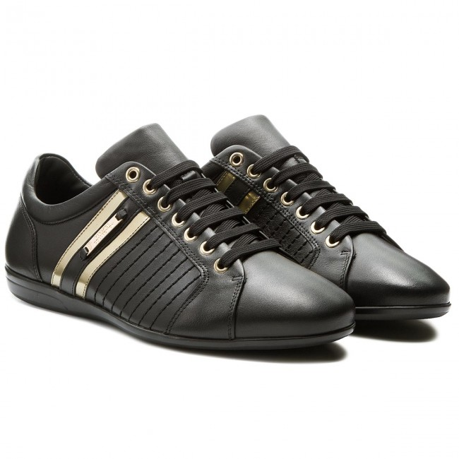 Sneakers VERSACE COLLECTION-V900421 COLLECTION-V900421 VERSACE VM00318 V768H Nero/Nero/Oro 69aa18