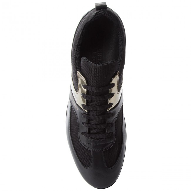 Sneakers VERSACE COLLECTION-V900677 VM00359 V657 V657 VM00359 Black/Black/Black/Oro 53b1a8