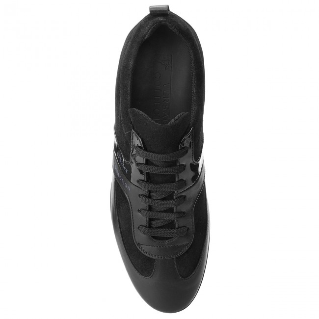 Sneakers VERSACE COLLECTION-V900677 VM00379 VM00379 COLLECTION-V900677 V991 Nero ca2400