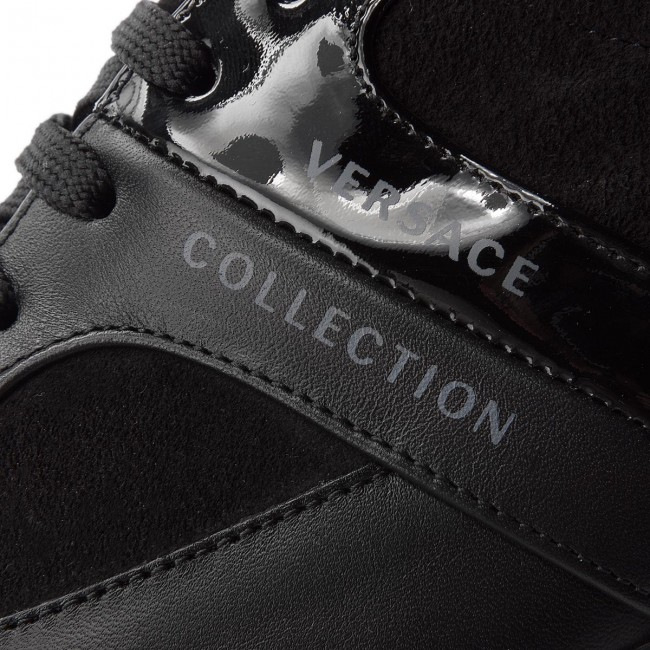 Sneakers VERSACE COLLECTION-V900677 VM00379 VM00379 COLLECTION-V900677 V991 Nero 10cab7