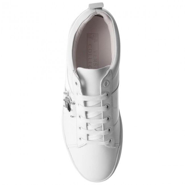 Sneakers VERSACE VERSACE Sneakers COLLECTION-V900712 VM00397 V994N Bianco/Bianco/Bianco/F d6c307