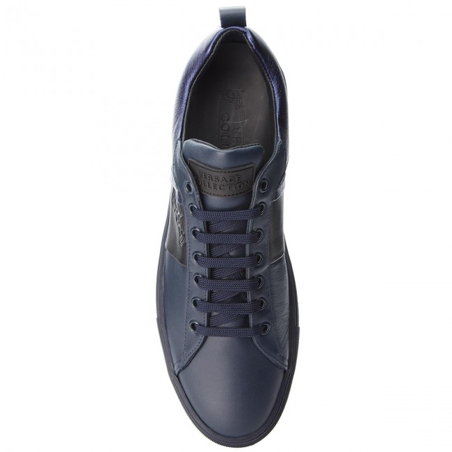 Sneakers COLLECTION-V900714 VERSACE COLLECTION-V900714 Sneakers VM00392 V873 Blu Scuro/Nero/Blu cd5a16