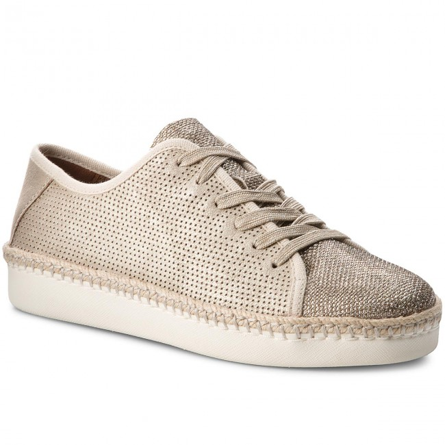 Espadrilles TAMARIS  1-23615-20 Light Gold 909
