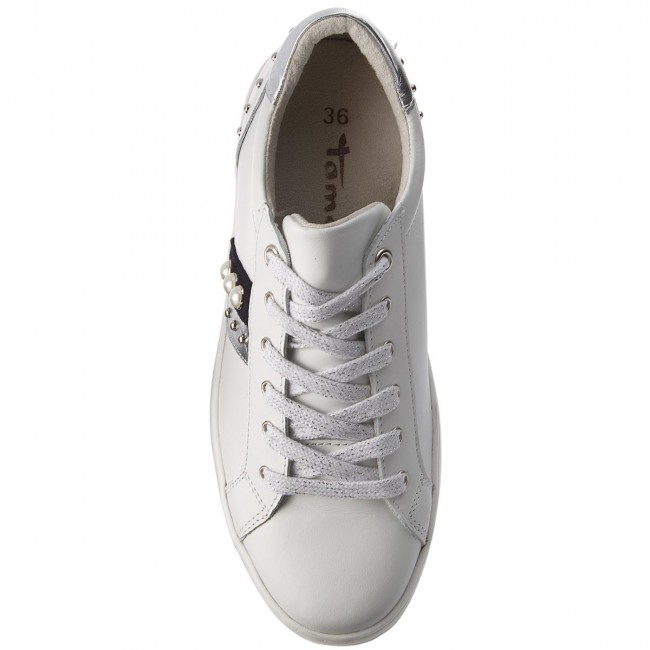 Sneakers TAMARIS  1-23771-30 1-23771-30  White/Blue 105 309e3b