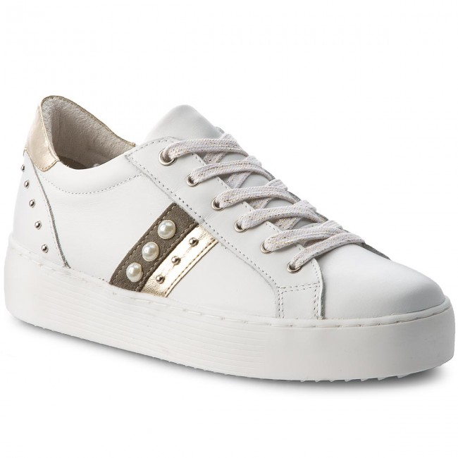 Sneakers TAMARIS                                                    1-23771-30 White/Khaki 280