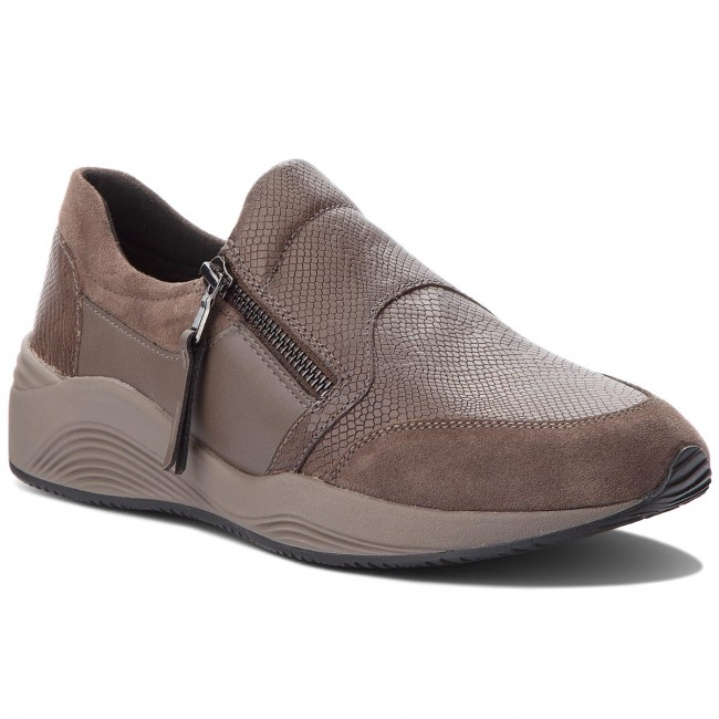 a99468f474a779 Sneakers GEOX - D Omaya A D620SA 09D22 C6004 Chestnut - Sneakers ...