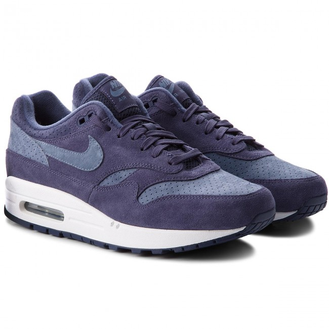best website a3b9a e13a7 Schuhe NIKE - Air Max 1 Premium 875844 501 Neutral Indigo Diffused Blue -  Sneakers - Halbschuhe - Herrenschuhe - www.eschuhe.de