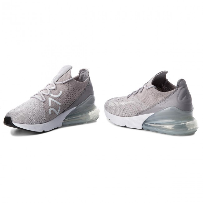 new arrival 40cad a8125 Schuhe NIKE - Air Max 270 Flyknit AH6803 002 Atmosphere GreyWhite