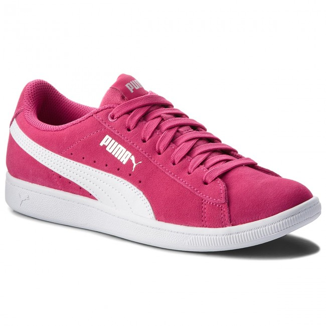 Sneakers PUMA                                                    Vikky Jr 366711 01 Beetroot Purple/Puma White