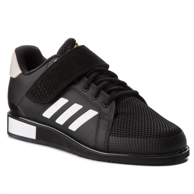 Schuhe adidas-Power Perfect III BB6363 Core Black/Ftwr White/Matte Gold
