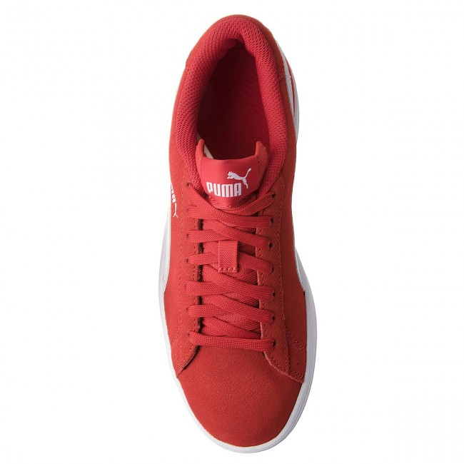 Sneakers PUMA                                                      Smash V2 364989 18 Ribbon ROT/Puma Weiß fb3579