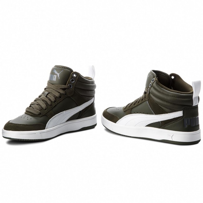 Sneakers PUMA                                                      Rebound Street V2 363715 09 Forest Night/Weiß/Iron Gate e5df25