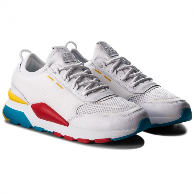 Sneakers PUMA-RS-0 Play Play PUMA-RS-0 367515 01 Wht/HawaiianOcean/Dendelion 85a0eb