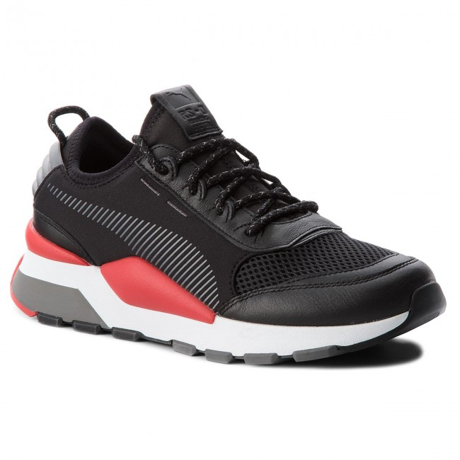 Sneakers PUMA-RS-0 Play 367515 02 Black/HighRiskRed/White