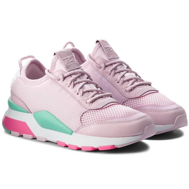 Sneakers PUMA                                                      Rs-0 Play 367515 04 Win Orchid/Biscay Grün/P Weiß 573d71