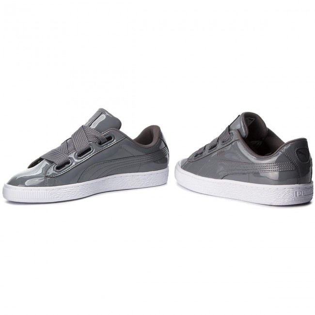 Sneakers PUMA                                                      Basket Heart Patent Wn's 363073 17 Iron Gate/Iron Gate 7d9abf