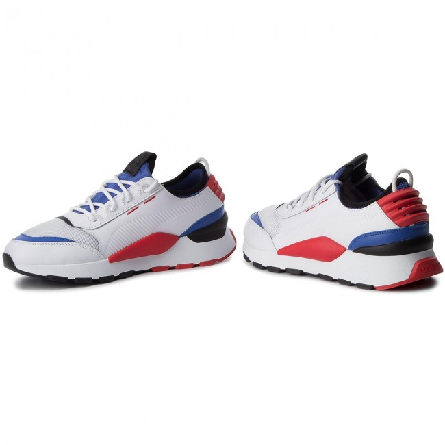 Sneakers PUMA-RS-0 Sound 366890 366890 Sound 01 Weiß/DazzBlau/HighRiskROT 0fb393